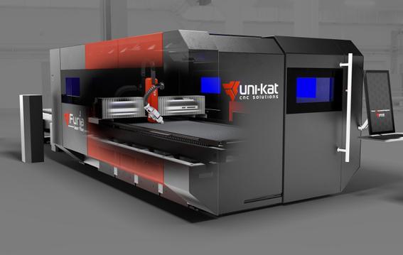 Uni-Kat: Od wykrojników po zaawansowane lasery