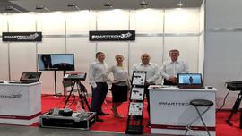 Skaner 3D Micron 3D green stereo 20-20 Mpix na targach ITM Industry Europe
