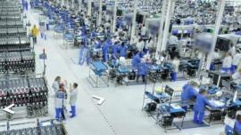 Regulowanie parametrów przebiegu procesów produkcji