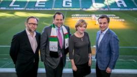 Ericsson unowocześni stadion Legii