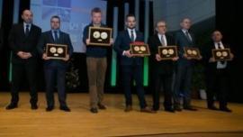 STOM 2015 - rozdano medale i wyróżnienia Targów Kielce