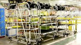 Rurkowy system LeanTek – Lean Manufacturing w magazynach