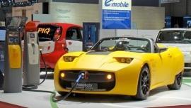 Stacje ABB do ładowania akumulatorów samochodów elektrycznych