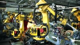 Miliony robotów na liniach produkcyjnych