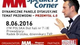 Dynamiczne panele dyskusyjne MM Speakers Corner na ITM Polska 2016