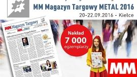 MM Magazyn Targowy METAL 2016