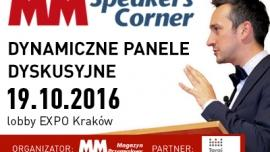 Dynamiczne panele dyskusyjne MM Speakers Corner