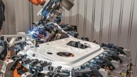 Spawanie laserowe lekkich konstrukcji aluminiowych