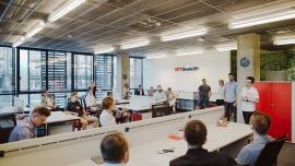 Krakowski Park Technologiczny prezentuje firmy z akceleratora KPT ScaleUp