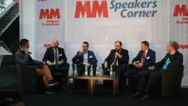 Speakers Corner 2017: Zarządzanie firmą w oparciu o inwestycje w innowacje (panel IV)