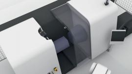 Rygiel bezpieczeństwa z RFID
