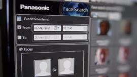 Panasonic zaprezentował technologię rozpoznawania twarzy