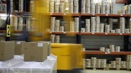 Logistyka coraz bardziej nowoczesna [raport 2019]