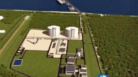 Budowa terminalu LNG w Świnoujściu