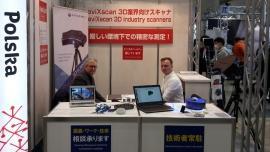 Evatronix rozszerza dystrybucję skanerów eviXscan 3D w Azji