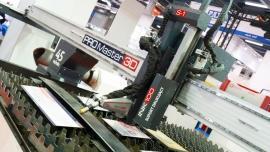 Precyzyjna i bezbłędna identyfikacja elementów wypalanych plazmą na każdym etapie produkcji i montażu