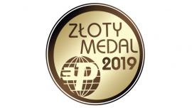 Złoty Medal - nagroda ekspertów dla innowacyjnych produktów