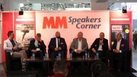 MM Speakers Corner 2019 – panel III: Najnowsze trendy technologiczne w przemyśle