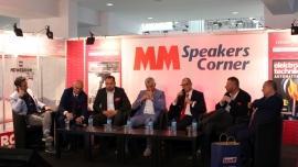 MM Speakers Corner 2019 – panel IV: Organizacja i zarządzanie w przemyśle przyszłości