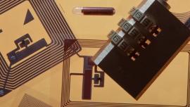 Trwałe znakowanie narzędzi i wyposażenia tagami RFID