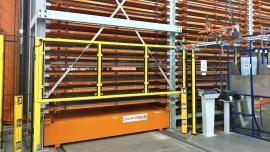 Automatyczny system magazynowania i transportu blach MultiTower