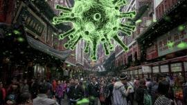 Im niestraszny jest koronawirus
