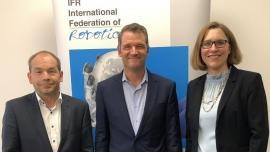 Międzynarodowa Federacja Robotyki z nowymi władzami