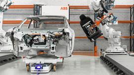 ABB przejmuje ASTI Mobile Robotics Group