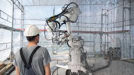 Roboty nową perspektywą dla branży budowlanej