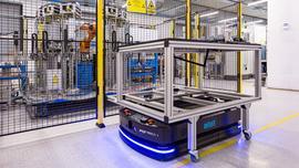 Autonomiczne roboty mobilne uelastycznią produkcję