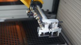 Automatyczny system znakowania laserowego AutoMarkX