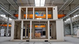 Producent agregatów prądotwórczych FOGO inwestuje w przyszłość z suwnicami ABUS