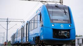 Pierwszy na świecie pociąg wodorowy na polskich torach