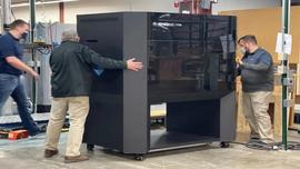 Zaawansowana wielkoformatowa drukarka 3D Stratasys F770