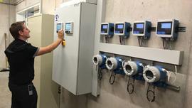 Jak optymalnie zagospodarować przestrzeń pomiędzy pomiarami cieplnymi a systemem automatyki?