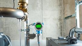 Pomiary ciśnienia rodem z przyszłości – przetworniki z Heartbeat Technology