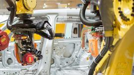 Fanuc dostarczy roboty do fabryki Forda w Kolonii