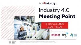 Spotkania z ekspertami podczas Industry 4.0 Meeting Point