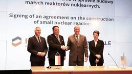 Porozumienie w sprawie budowy małych reaktorów nuklearnych (SMR)