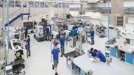 Eurostat: Polska liderem wzrostu produkcji przemysłowej w Europie