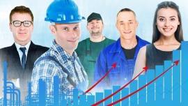 Niewielki wzrost bezrobocia na koniec roku