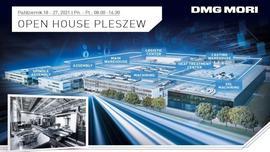 Open House Pleszew. Poznaj ofertę firmy DMG MORI