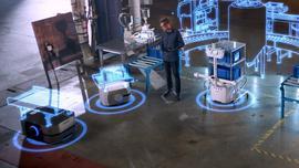 Magazyn przemysłowy przyszłości – jak automatyzacja zwiększa wydajność i elastyczność