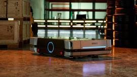 Omron wprowadza na rynek nowego mobilnego robota