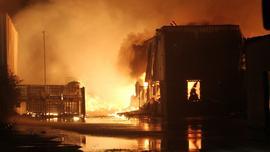 Jak skutecznie gasić pożary w obiektach przemysłowych?