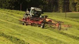 Rynek maszyn rolniczych nie zwalnia