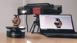 Nowoczesny skaner Micron3D color 18 MPix