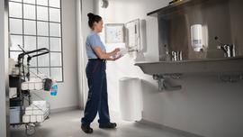 Nowy standard higieny z rozwiązaniami Tork