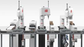 ABB rozszerza ofertę robotów SCARA