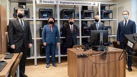 AGH z laboratorium drukarek 3D